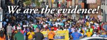 2014 Philadelphia Recovery Walk_Evidence