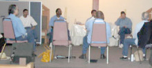 San Quentin ARC Group Counseling Image