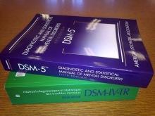 DSM-5__DSM-IV-TR